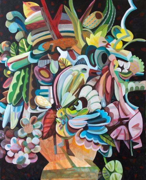 juliehendriksflowerbirdsblack01